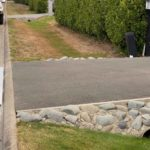 No more noisy 'bumps' or 'bangs'! Kerby will not rust, always looks great and is superior to tread-plate-folded ramps. No rusting or bending Kerby is such a simple, strong and super-effective solution to the problem of steep gutters in new subdivisions. Based in Rolleston Christchurch and Canterbury and KERBY can ship all over New Zealand NZ