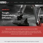 New Zealand Equipment Website