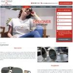 eye 2 eye Optometrist Website